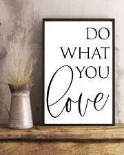 Do What You Love 24x36 Poster lifestyle-poster-3