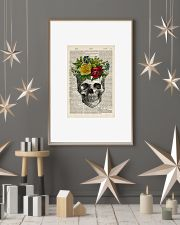 Skull 24x36 Poster lifestyle-holiday-poster-1