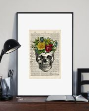 Skull 24x36 Poster lifestyle-poster-2