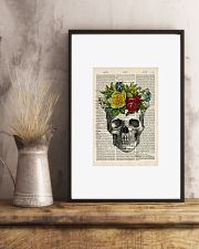Skull 24x36 Poster lifestyle-poster-3