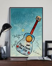 Here Comes The Sun 24x36 Poster lifestyle-poster-2