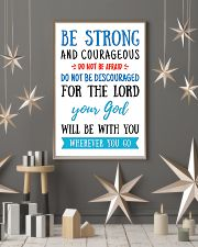 bible verse 24x36 Poster lifestyle-holiday-poster-1