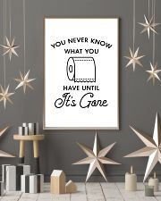 you never know what you have until it's gone 24x36 Poster lifestyle-holiday-poster-1