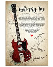 Light My Fire 24x36 Poster front