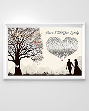 Have I Told You Lately 36x24 Poster poster-landscape-36x24-lifestyle-02