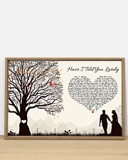 Have I Told You Lately 36x24 Poster poster-landscape-36x24-lifestyle-03