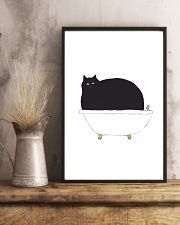Cat Bath Time 24x36 Poster lifestyle-poster-3