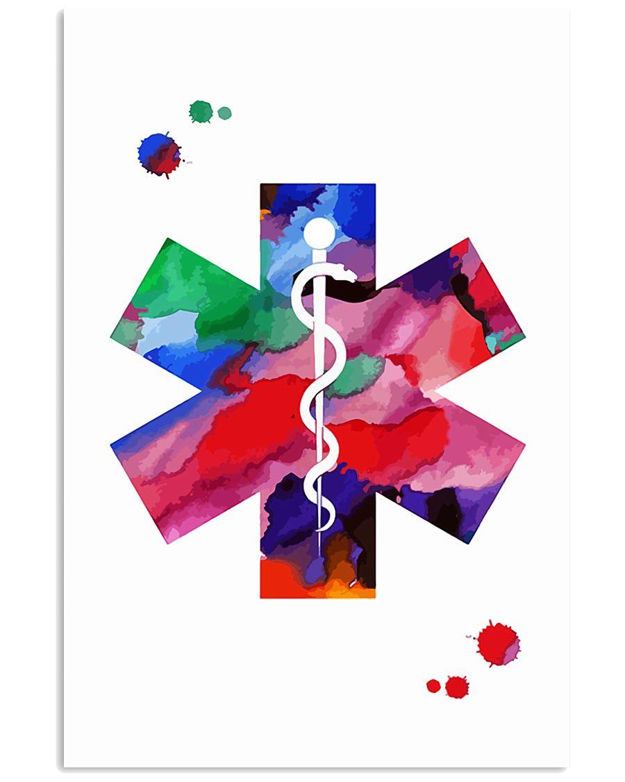 Emergency Room ER Healthcare Medical Symbol 24x36 Poster