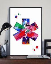 Emergency Room ER Healthcare Medical Symbol 24x36 Poster lifestyle-poster-2