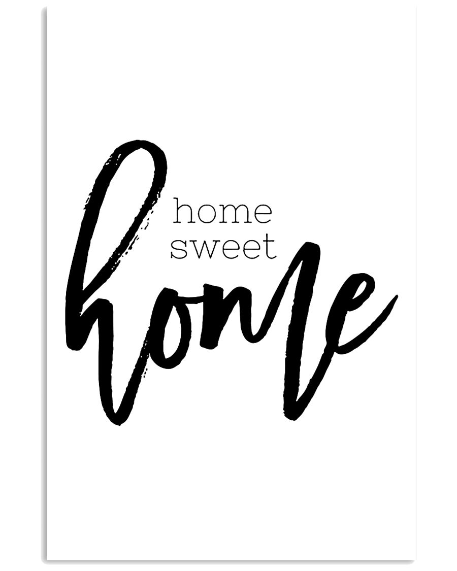 Home Sweet Home 24x36 Poster