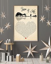 You And Me 24x36 Poster lifestyle-holiday-poster-1
