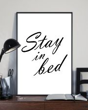 Stay in bed 24x36 Poster lifestyle-poster-2