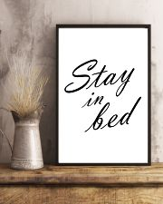 Stay in bed 24x36 Poster lifestyle-poster-3