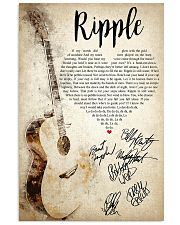 Ripple 24x36 Poster front