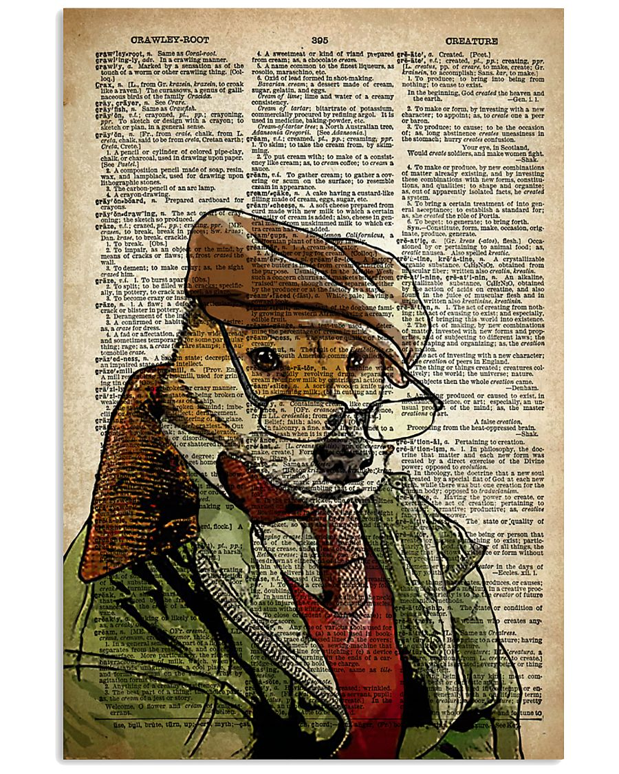 Dog 24x36 Poster