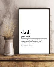 Dad 24x36 Poster lifestyle-poster-3