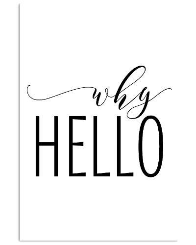 Why Hello