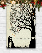 I and love and you 24x36 Poster aos-poster-portrait-24x36-lifestyle-21