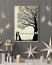 I and love and you 24x36 Poster lifestyle-holiday-poster-1
