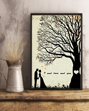 I and love and you 24x36 Poster lifestyle-poster-3