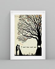I and love and you 24x36 Poster lifestyle-poster-5