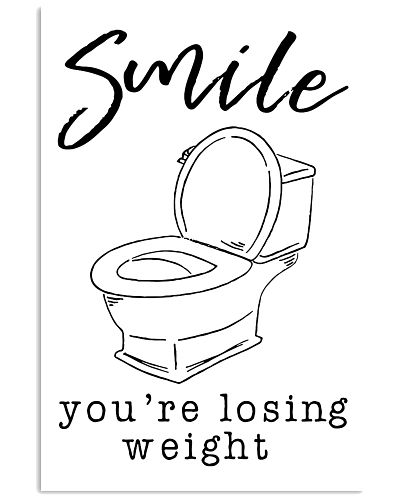 Smile youre losing weight