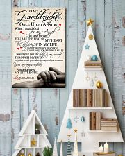 To my granddaughter 24x36 Poster lifestyle-holiday-poster-2