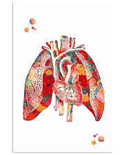 Heart and Lungs 24x36 Poster front