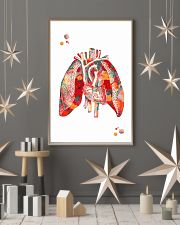 Heart and Lungs 24x36 Poster lifestyle-holiday-poster-1