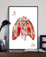 Heart and Lungs 24x36 Poster lifestyle-poster-2