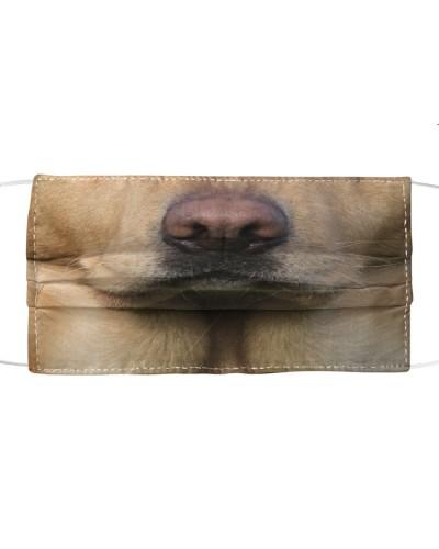 labrador facemarsk