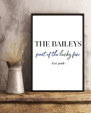 The Baileys paint of the lucky few 24x36 Poster lifestyle-poster-3