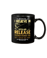 I believe in catch and release Mug thumbnail