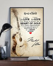 Heart Of Gold 24x36 Poster lifestyle-poster-2