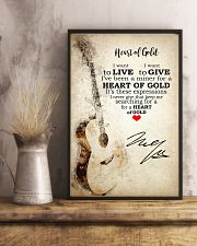 Heart Of Gold 24x36 Poster lifestyle-poster-3