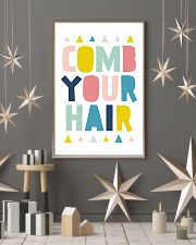 comb your hair 24x36 Poster lifestyle-holiday-poster-1