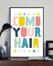 comb your hair 24x36 Poster lifestyle-poster-2