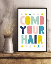 comb your hair 24x36 Poster lifestyle-poster-3