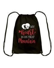 mountain Drawstring Bag thumbnail