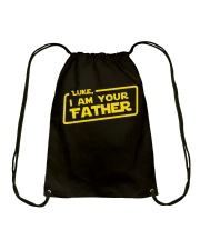 Luke I am your father 1 Drawstring Bag thumbnail