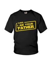 Luke I am your father 1 Youth T-Shirt thumbnail
