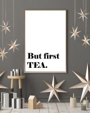 But First Tea 24x36 Poster lifestyle-holiday-poster-1