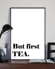 But First Tea 24x36 Poster lifestyle-poster-2