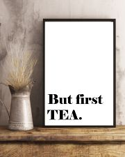 But First Tea 24x36 Poster lifestyle-poster-3