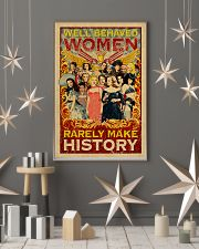 Well behaved woman 24x36 Poster lifestyle-holiday-poster-1