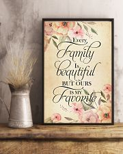 Every family is beatiful but ours is my favorite 24x36 Poster lifestyle-poster-3