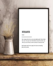 mum 24x36 Poster lifestyle-poster-3