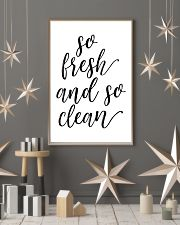 So fresh and so clean 24x36 Poster lifestyle-holiday-poster-1