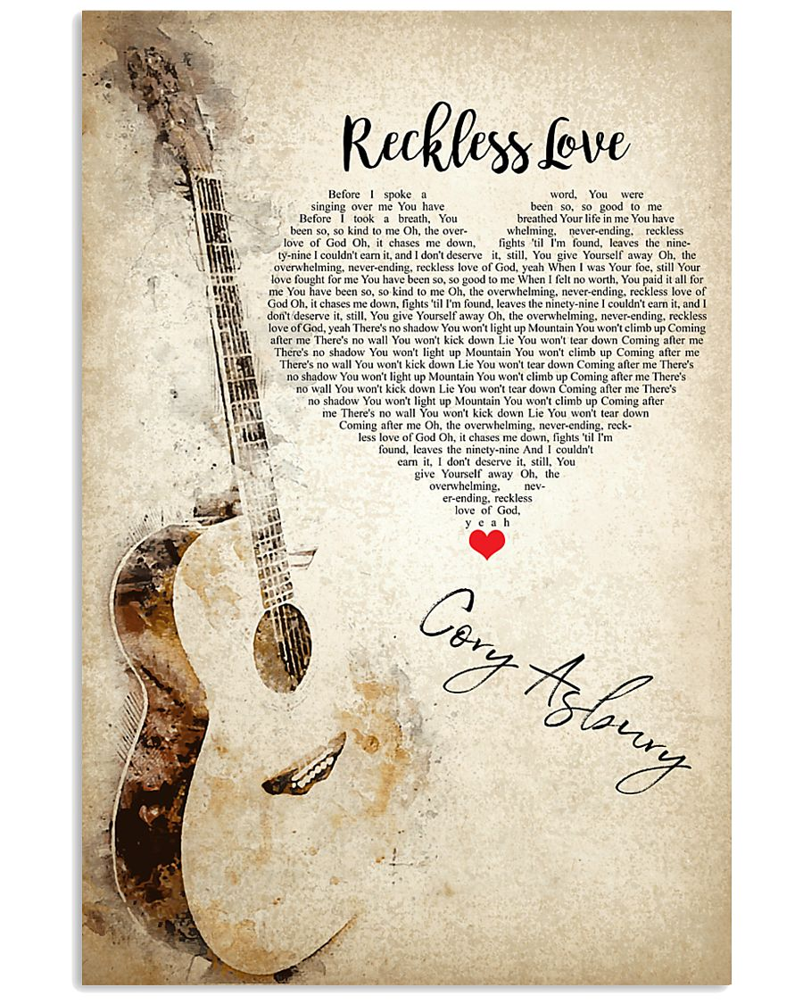 Reckless Love 24x36 Poster