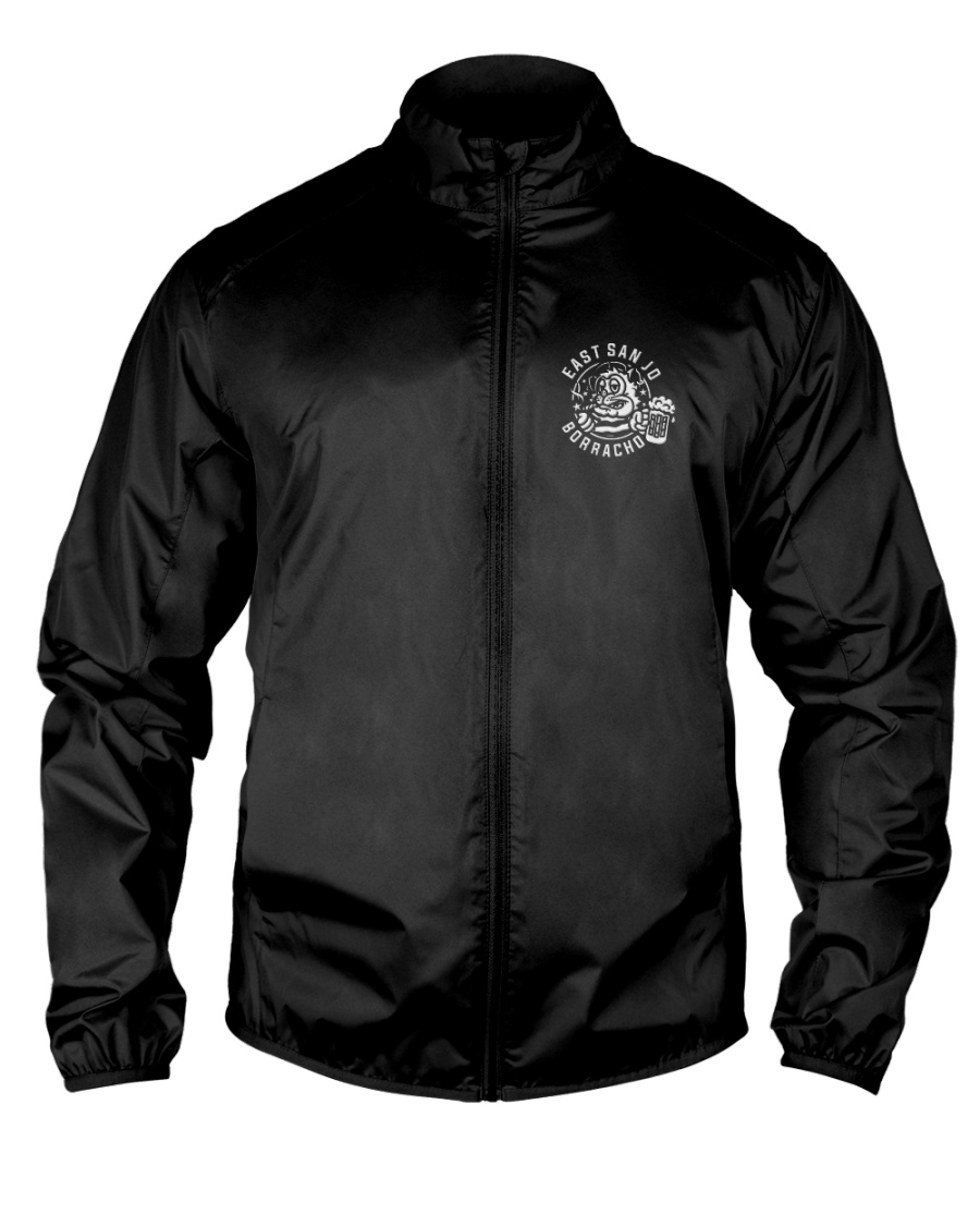 EAST SAN JO BORRACHO WIND BREAKER Lightweight Jacket